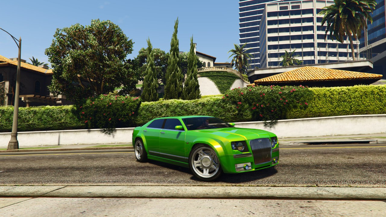 PMP 600 from GTA 4 для GTA V - Скриншот 3