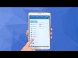 Samsung Galaxy Tab® 4 8