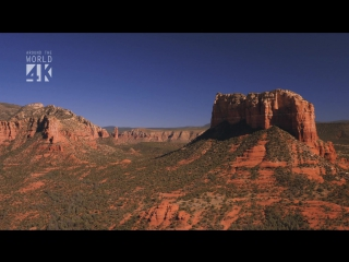 Sedona and Monument Valley 4k Aerials