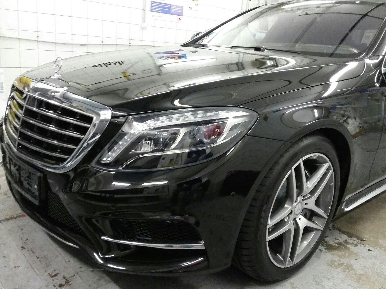 Mersedes Benz s222