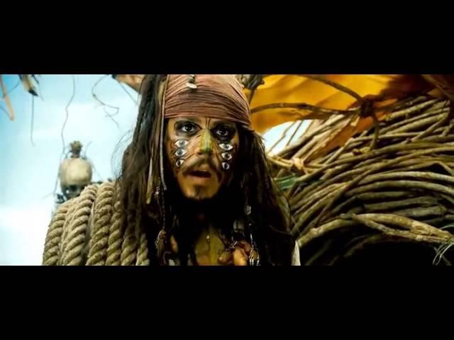 Пираты Карибского моря Сундук мертвеца Русский Трейлер