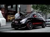 Реклама FIAT 500 Abarth