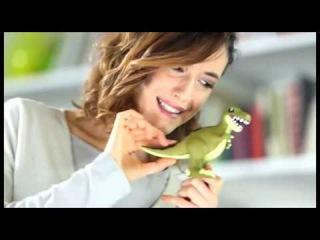 Динозавры и мир юрского периода (ДеАгостини)
