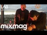 ЛЕГЕНДАРНЫЙ THE CRYSTAL METHOD breakbeat electronica DJ set in The Lab LA