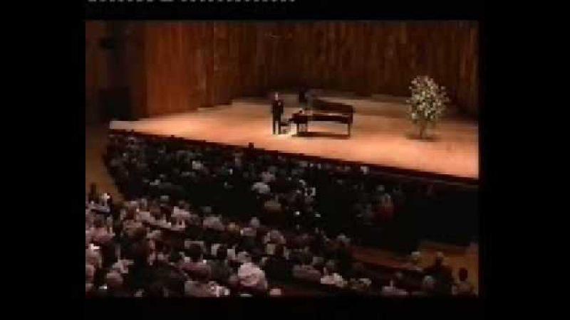 M. Pletnev recital - Tchaikovsky Dumka