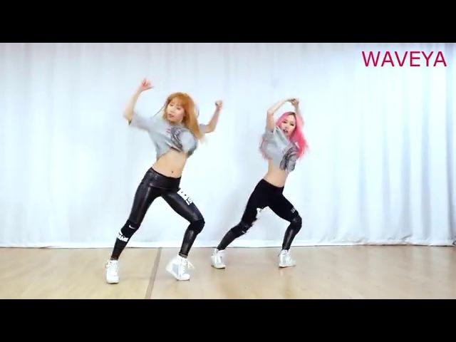 Worth It _ Fifth harmony (Choreography Ari MiU) WAVEYA