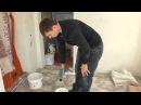 Как качественно покрасить потолок