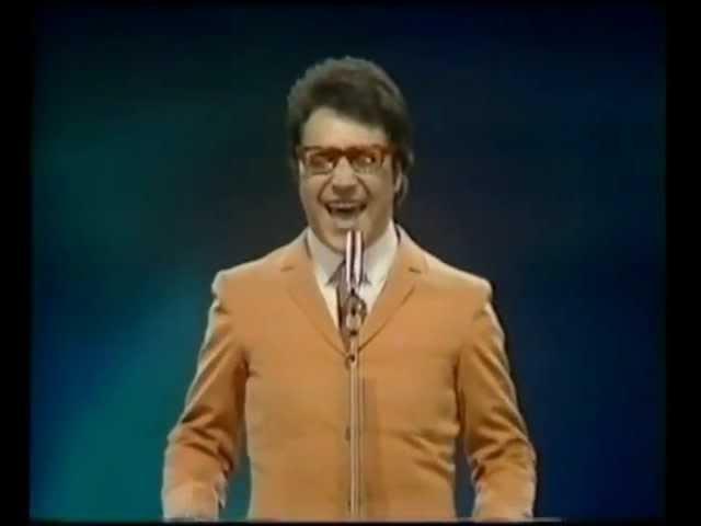 Eurovision 1968 - Switzerland - Gianni Mascolo - Guardando il sole [HQ SUBTITLED]