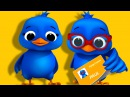 Little Baby Bum | Two Little Dicky Birds | Nursery Rhymes for Babies | Songs for Kids