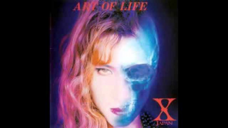 X - Japan - Art of Life FULL song