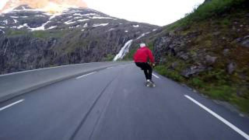 Raw Run Trollstigen