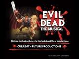 Зловещие мертвецы Мюзикл
