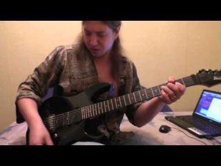 Максим Перепелкин - Heavy Metal JAM (Live)