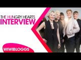 """The Hungry Hearts """"LAIKA"""" - Melodi Grand Prix 2016 (Interview) 