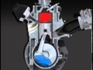 Инжектор 2Т Di tech. Принцип работы двигателя. 2t e-tec