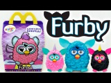 Хэппи Мил Ферби Ноябрь 2015 | Happy Meal Furby November 2015