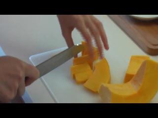 Тыква маринованная салат видео рецепт