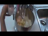 Песочное печенье на сметане видео рецепт.Книга о вкусной и здоровой пище