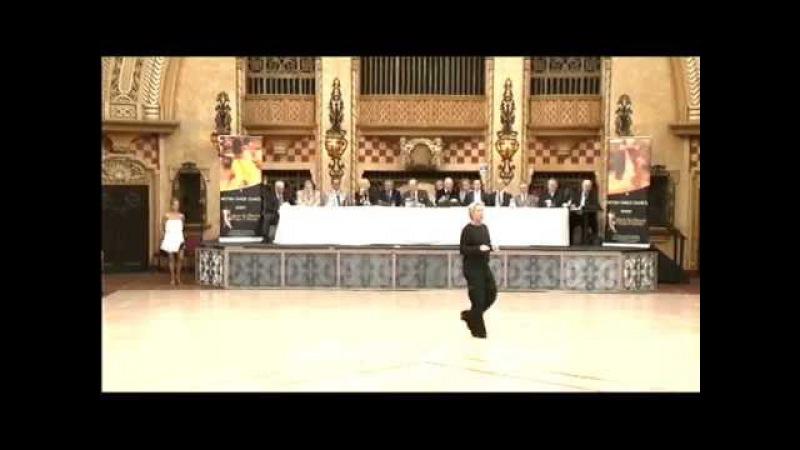 Спортивные бальные танцы обучение, семинар Блэкпул часть 1 (CD-2), бальные танцы