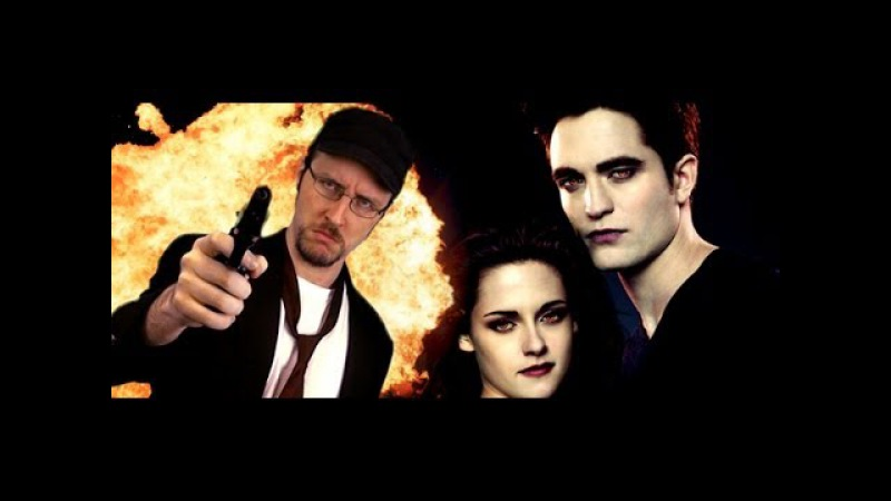 Nostalgia Critic Editorial - Is Twilight The Worst Thing Ever rus vo