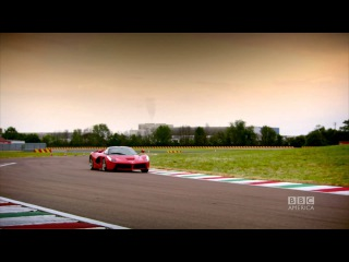 Top Gear OMG Moment: James May Falls in Love with a Fast Car- LaFerrari
