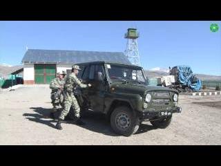 Задержание нарушителя Государственной границы