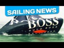 The Keel Walk by Alex Thomson Hugo Boss