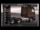 [ETS2]Euro Truck Simulator 2 Mersedes Benz Pack v 2.0 MP IV