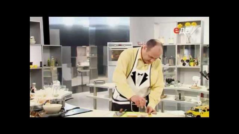 Яйца Бенедикт - завтрак по-французски рецепт от шеф-повара Илья Лазерсон Обед безбрачия