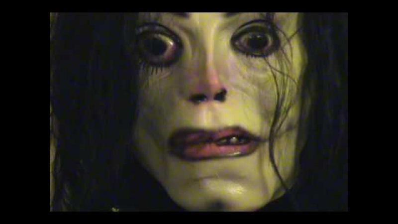 'My Ghoul Jackson' Animatronic Sculpture
