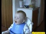 Заразительный детский смех.avi