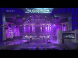 071230 KBS Music Festival - Super Junior dance JYP's She is beautiful