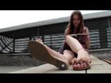 Giantess Feet #femdom #trampling #fetish #foot #cbt #smother #ballbusting #footjob #coons #Handjob #fingering #squirt