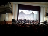 Украинский гопак в запорожской филармонии