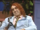 Tiny Tim on The Joe Franklin Show in the 1990s
