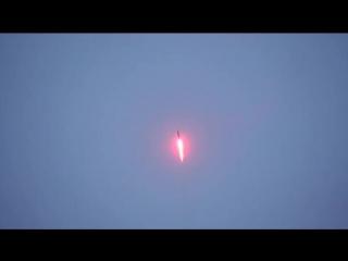 Испытания баллистической ракеты «Синева»