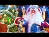 Новогоднее именное видео поздравление от Деда Мороза [360]