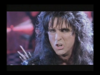 Alice cooper  - bed of nails(1989)