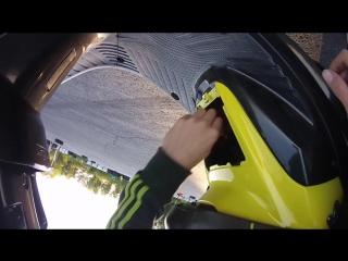 Stunt Yamaha Super Jog ZR(stock)