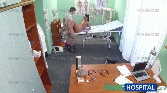 FakeHospital E101 Online Nurse Fucks Patient To Get A Sperm Sample XXX