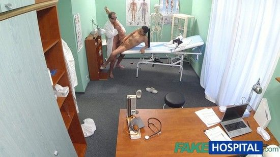 FakeHospital E102  Online Doctor Needs The Nurse To Help Him With His Master Plan XXX