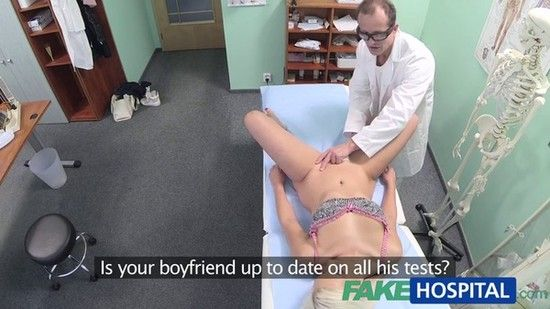FakeHospital E117 Online Jessie Patient Believes She Has A Viral Disease