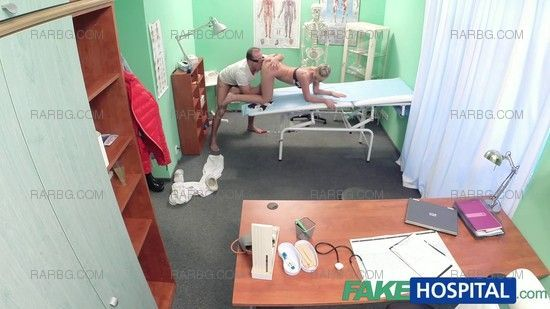 FakeHospital E118 Online Caitlin Hot Blonde Loves The Doctors Muscles And Smooth Talking Charm