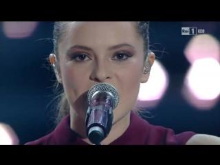 Francesca Michielin - Nessun Grado Di Separazione - Sanremo 2016. А СКОРО ЕВРОВИДЕНИЕ...