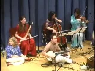 Sahaja Yoga music at the United Nations (Сахаджа Йоги выступают в ООН)