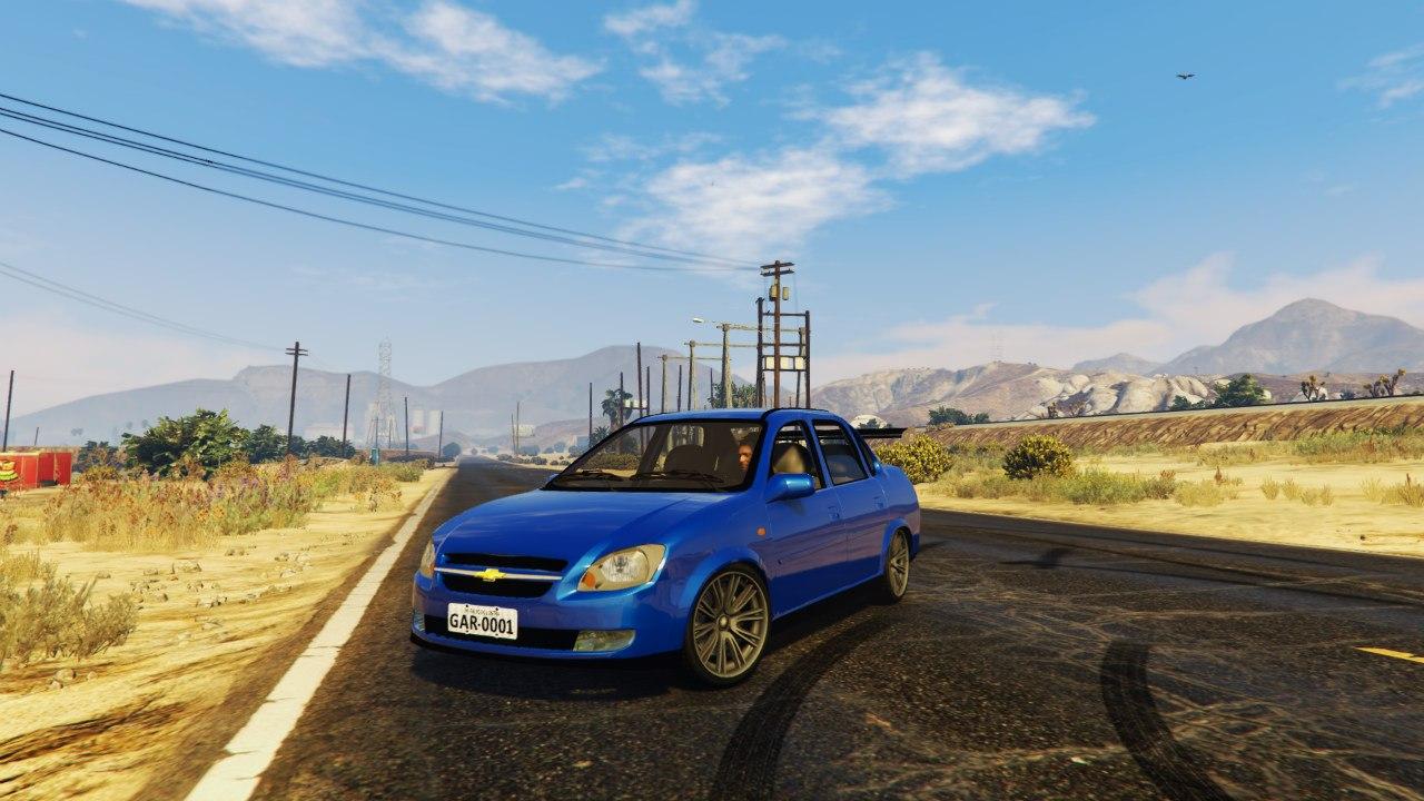 Chevrolet Classic 1.4 для GTA V - Скриншот 1