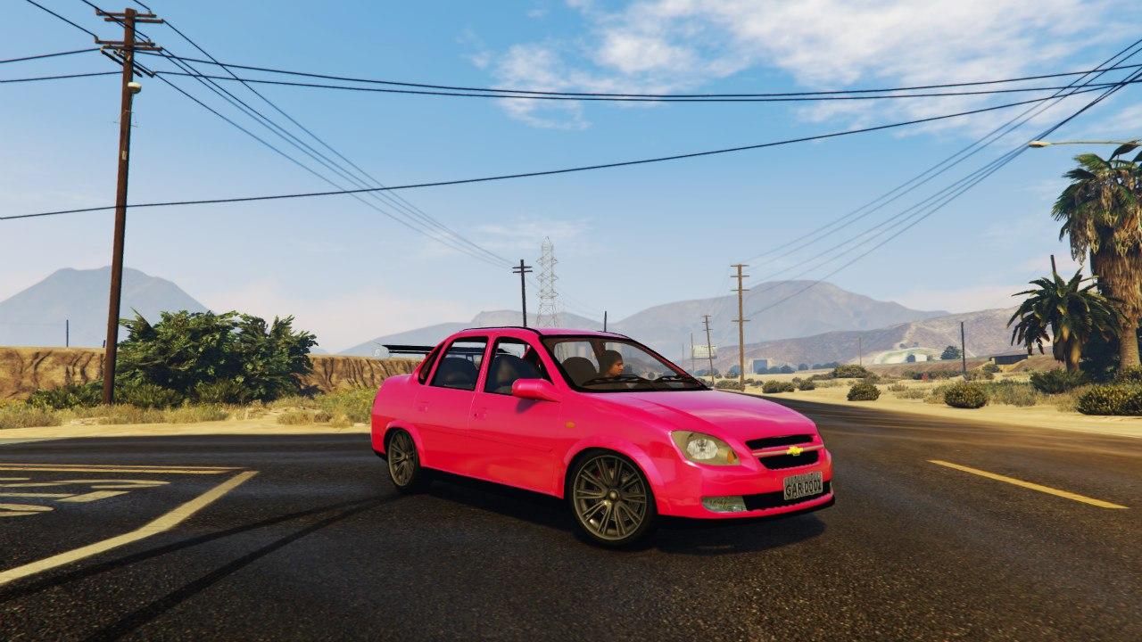 Chevrolet Classic 1.4 для GTA V - Скриншот 3