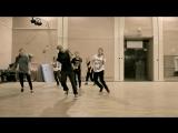 House dance с Аней Атажановой, тренировка 12.11.2015. Студия современных танцев Slow-Mo.