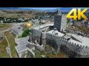 Rabati Castle / რაბათის ციხე / Крепость Рабат / - 4K aerial video footage DJI Inspire 1