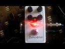 Zendrive clone pedal